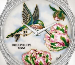 Patek Philippe Rare Handcrafts Ref. 5077/100G-042 White Gold - Artistic