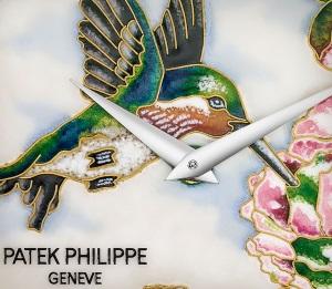 Patek Philippe Seltene Handwerkskünste Ref. 5077/100G-042 Weißgold - Artistic