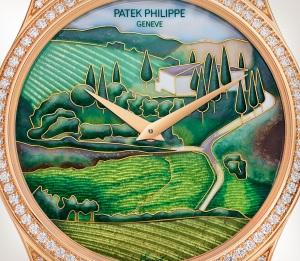 Patek Philippe Haut Artisanat Réf. 5077/100R-033 Or rose - Artistique