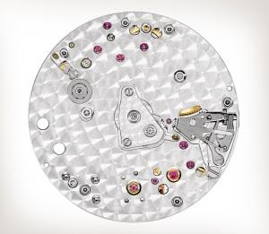 Patek Philippe Редкие ремесла Мод. 5077/100R-039 Розовое золото - Aртистический