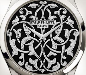 Patek Philippe Calatrava Ref. 5088/100P-001 铂金款式 - 艺术的