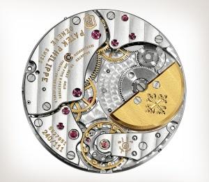 Patek Philippe 珍稀工艺 Ref. 5089G-059 白金款式 - 艺术的