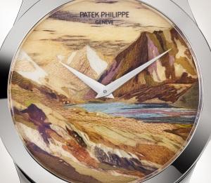 Patek Philippe 希少なハンドクラフト Ref. 5089G-060 ホワイトゴールド - 芸術的