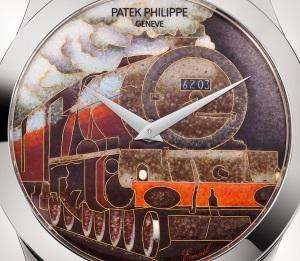 Patek Philippe تحف يدوية نادرة كود 5089G-075 الذهب الأبيض - فني