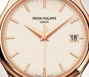 Patek Philippe Calatrava Ref. 5227R-001 玫瑰金款式 - 艺术的