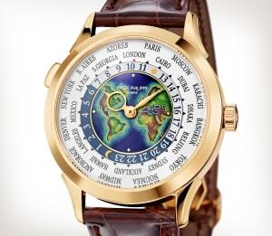 Patek Philippe 复杂功能时计 Ref. 5231J-001 黄金款式 - 艺术的