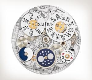 Patek Philippe Grandes Complications Ref. 5270P-001 Platin - Artistic