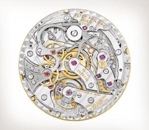 Patek Philippe Grand Complications Мод. 5270P-001 Платина - Aртистический