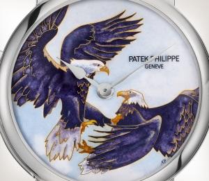 Patek Philippe Rare Handcrafts Ref. 5538G-010 White Gold - Artistic