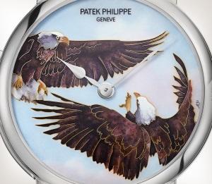 Patek Philippe Oficios artesanales Ref. 5538G-011 Oro blanco - Artístico