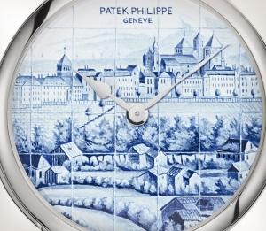 Patek Philippe 希少なハンドクラフト Ref. 5538G-013 ホワイトゴールド - 芸術的