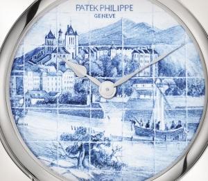 Patek Philippe 希少なハンドクラフト Ref. 5538G-014 ホワイトゴールド - 芸術的