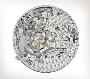 Patek Philippe Haut Artisanat Réf. 5538G-014 Or gris - Artistique