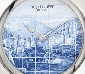 Patek Philippe Haut Artisanat Réf. 5538G-015 Or gris - Artistique