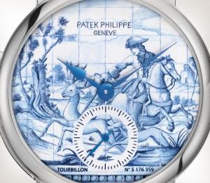 Patek Philippe Grandes Complicaciones Ref. 5539G-014 Oro blanco - Artístico