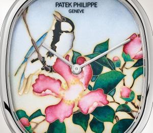 Patek Philippe Seltene Handwerkskünste Ref. 5738/50G-001 Weißgold - Artistic