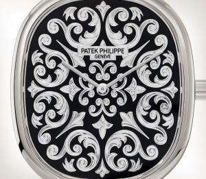 Patek Philippe Rare Handcrafts Ref. 5738/50P-001 Platinum - Artistic