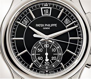 Patek Philippe Complicaciones Ref. 5905P-010 Platino - Artístico