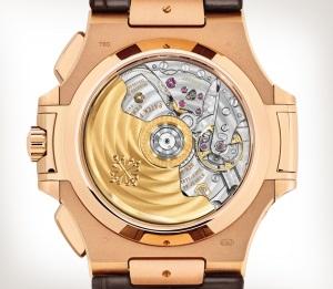 Patek Philippe Nautilus Ref. 5980R-001 Oro rosa - Artístico