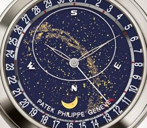 Patek Philippe Grandes Complications Ref. 6102P-001 Platin - Artistic