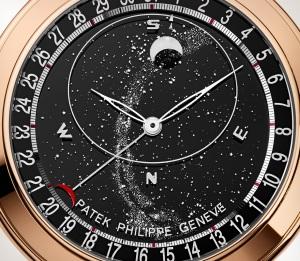 Patek Philippe التعقيدات الكبرى كود 6102R-001 الذهب الوردي - فني