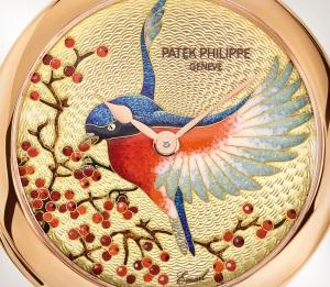 Patek Philippe Seltene Handwerkskünste Ref. 7000/50R-001 Roségold - Artistic