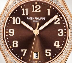 Patek Philippe Twenty~4 Réf. 7300/1200R-001 Or rose - Artistique