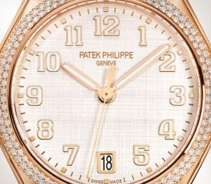 Patek Philippe Twenty~4 Réf. 7300/1200R-010 Or rose - Artistique