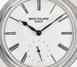 Patek Philippe Карманные часы Мод. 980G-001 Белое золото - Aртистический