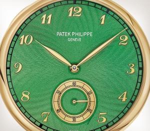 Patek Philippe Oficios artesanales Ref. 992/132J-001 Oro amarillo - Artístico