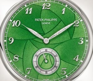 Patek Philippe تحف يدوية نادرة كود 992/141G-001 الذهب الأبيض - فني
