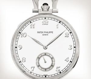 Patek Philippe 希少なハンドクラフト Ref. 992/142G-001 ホワイトゴールド - 芸術的