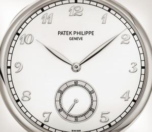 Patek Philippe 希少なハンドクラフト Ref. 992/147G-001 ホワイトゴールド - 芸術的