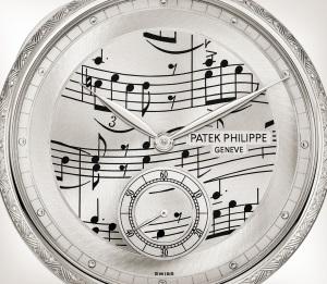 Patek Philippe Rare Handcrafts Ref. 995/110G-001 White Gold - Artistic