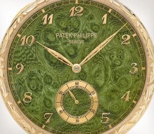 Patek Philippe تحف يدوية نادرة كود 995/112J-001 الذهب الأصفر - فني