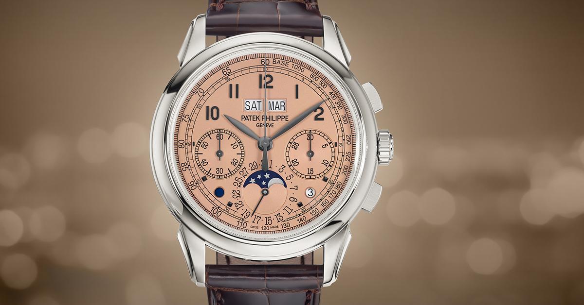Patek Philippe | Grand Complications Chronograph 5270P-001