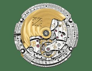 Patek Philippe Caliber 324 S QA LU 24H/303 - Back