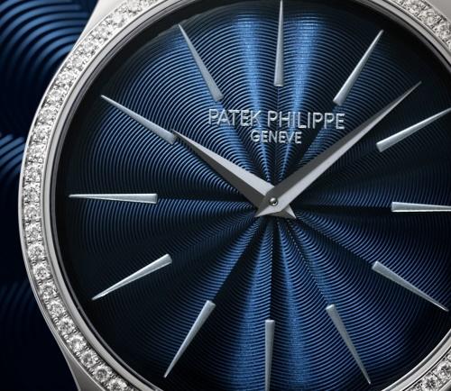 Patek Philippe Calatrava كود 4997/200G-001 الذهب الأبيض