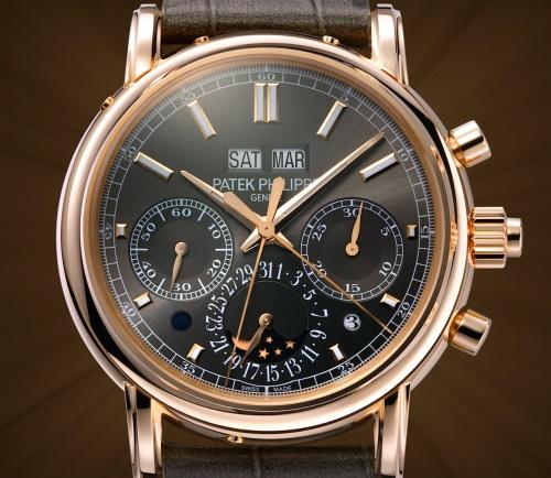Patek Philippe Grand Complications Ref. 5204R-011 Rose Gold