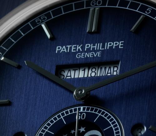Patek Philippe Grandi Complicazioni Ref. 5236P-001 Platino