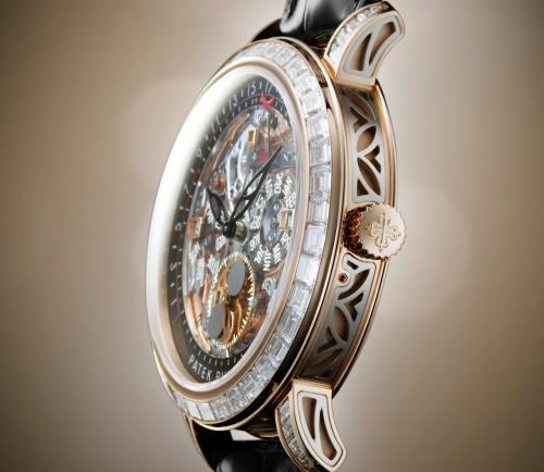 Patek Philippe Grand Complications Ref. 5304/301R-001 Rose Gold