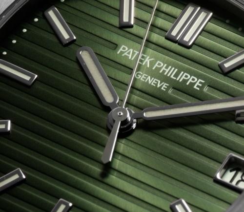 Patek Philippe Nautilus كود 5711/1A-014 الصلب المقاوم للصدأ