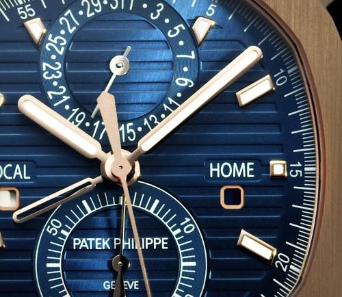 Patek Philippe Nautilus Ref. 5990/1R-001 Rose Gold