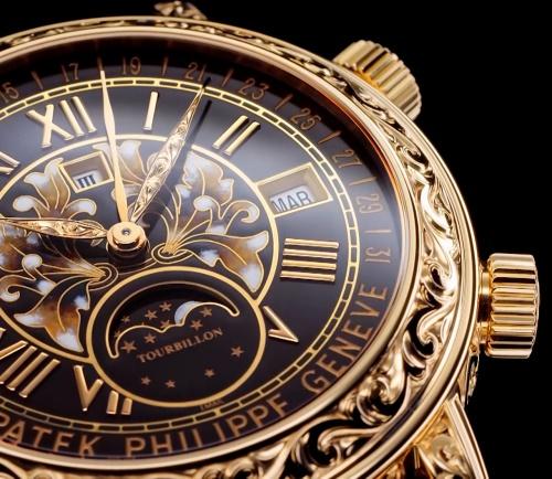 Patek Philippe Grand Complications Ref. 6002R-001 Rose Gold
