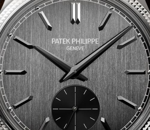 Patek Philippe Calatrava كود 6119G-001 الذهب الأبيض